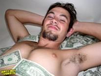 Daniel Money Shot from Dirty Boy Video