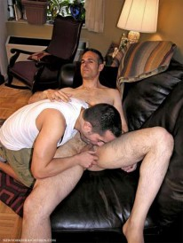 Blowing Lee from New York Straight Men