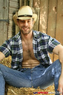 Cowboy Dillon Buck from Uk Naked Men