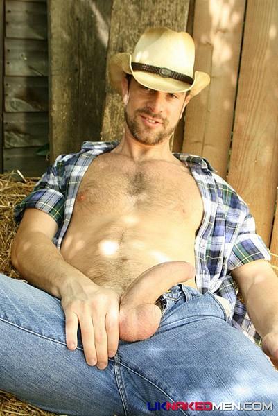 College men cowboys nude