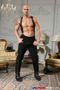 Kurt The Chauffeur from Uk Naked Men