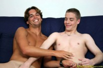 Nu And Sean from Broke Straight Boys