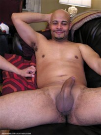 Blowing Manny from New York Straight Men