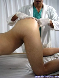 Nelsons Prostate Massage from College Boy Physicals