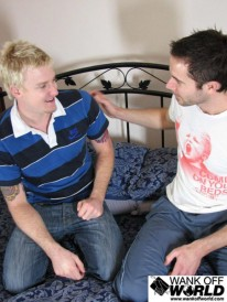 Lachlan And Jarrod from Wank Off World
