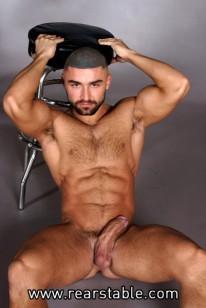 Francois Sagat from Raging Stallion