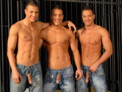 Behind Bars from Visconti Triplets