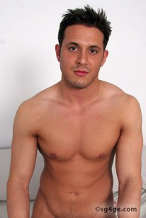 Pat Bateman from Straight Guys For Gay Eyes