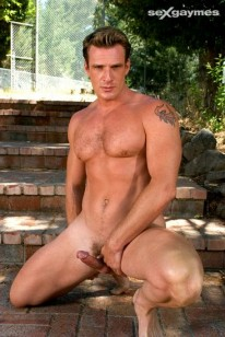 Brandon Irons from Sex Gaymes