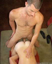 Rusty Fucks Noah Driver from College Dudes