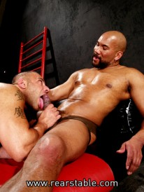 Hunter Hunted from Raging Stallion
