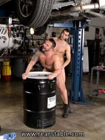 Tailpipes Scene 5 from Raging Stallion