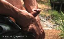 Tony Davinci from Sex Gaymes