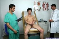 Zack Derek Doc from College Boy Physicals