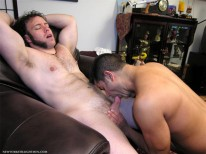 Playing With Dave from New York Straight Men
