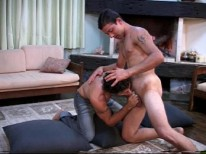 Romantic Scene from Gay Life Network