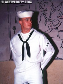 Sailor Packard from Active Duty