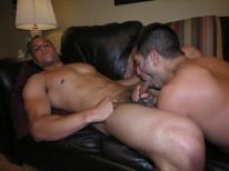 Worshiping Omar from New York Straight Men