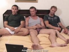 Kai Shane Spence from Amateur Straight Guys