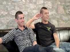 Joseph And Robbie from Blake Mason