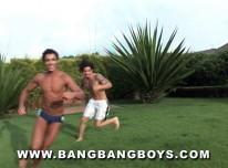Lucas And Gabriel from Bang Bang Boys