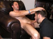 Nick Returns from New York Straight Men