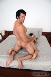 Leo Giamani from Straight Guys For Gay Eyes