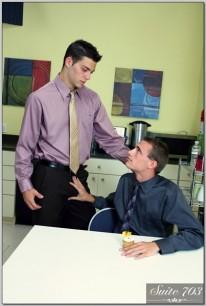 Cum True from Men Hard At Work