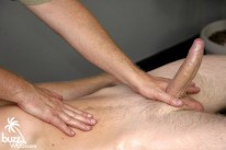 Carters First Massage from Buzz West