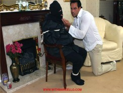 Burglar Alarmed from With Marcello