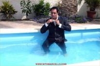Pool Dip from With Marcello
