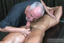 Joe Thunder Massaged from Jake Cruise