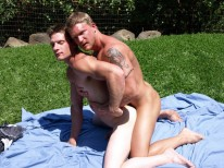 Taylor Aims Marcus from Next Door Buddies