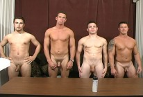 Jack Off Contest from Sean Cody