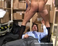 Store Room Secrets from Men At Play