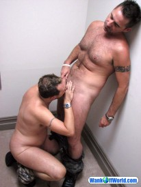 Troy And Rod from Wank Off World