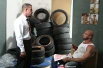 Dirty Mechanics 3 from Uk Naked Men