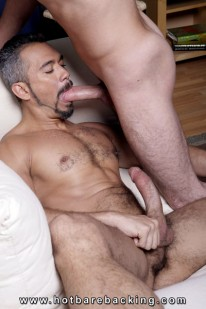 Vic And Tony from Hot Barebacking