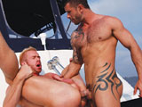 Adam Killian and Chris