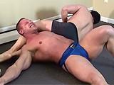 Big Bodybuilder Vs Bob