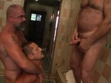 Muscle Bears Wet Play