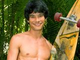 Hawaiian Skater Boy Ki