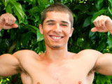 Hung Muscle Logan
