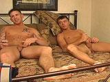 Hunter and Garret