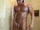 Male Shower Video