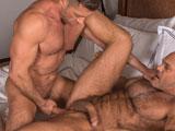 Jesse Jackman and Bruc