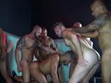 Big Sex Club Orgy Part