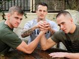 Richard, Ryan and Quen