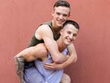 Scott and Quentin Gain