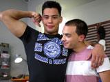 Jacob Gamble And Tyson